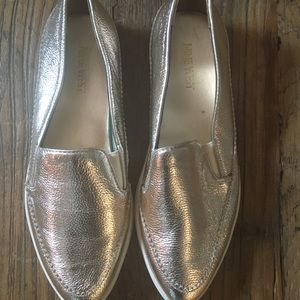 Nine West Gold shoes Size 7